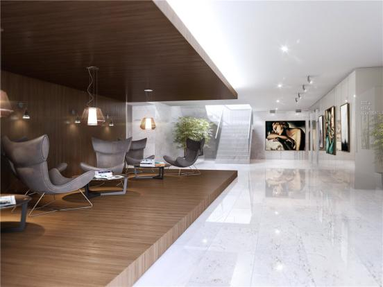 Penthouses In B30
