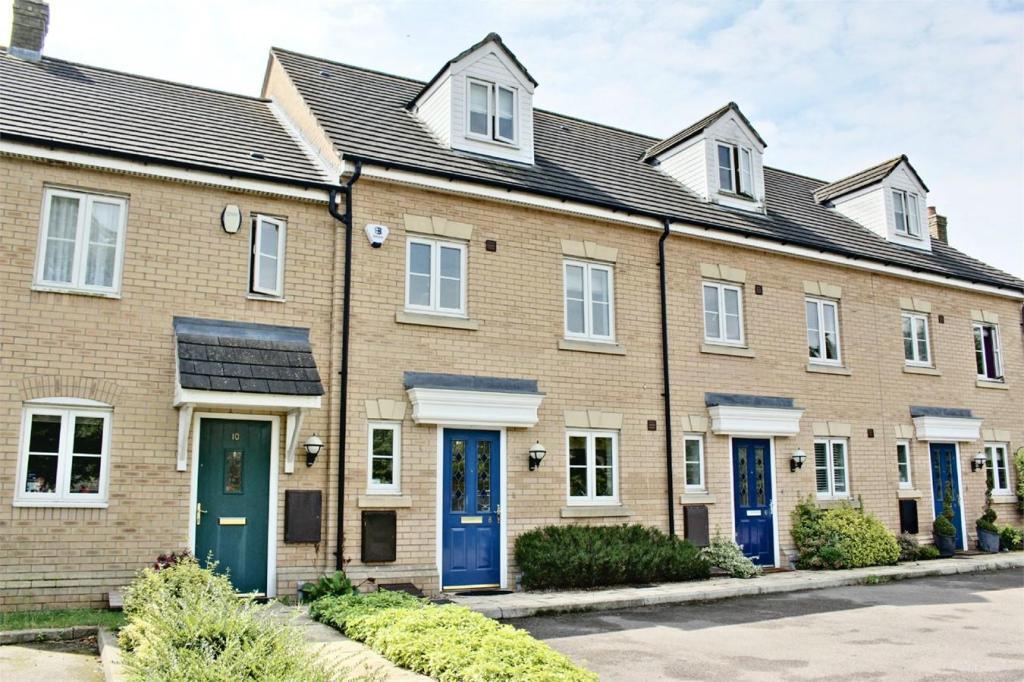3 Bedroom Terraced House For Sale In Hardwick Cambridge Cb23