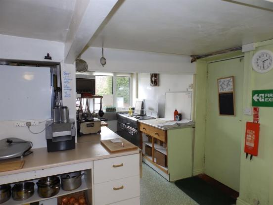 Kitchen - Looking To Area B