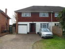 semi detached home for sale in Belmont Grove...