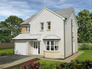 4 bed new home in Off Lauder Road...