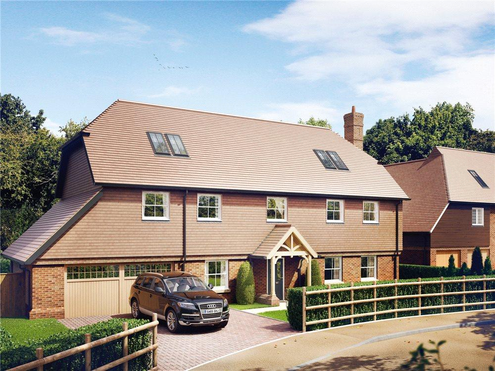 5 bedroom detached house for sale in ryebridge lane alton