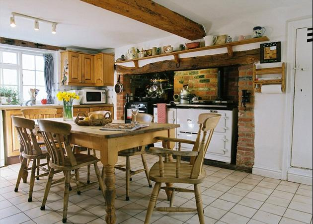 Kitchen/Breakfast Rm