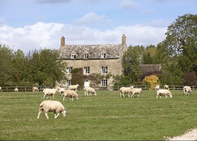 Cotswold Farmhouse