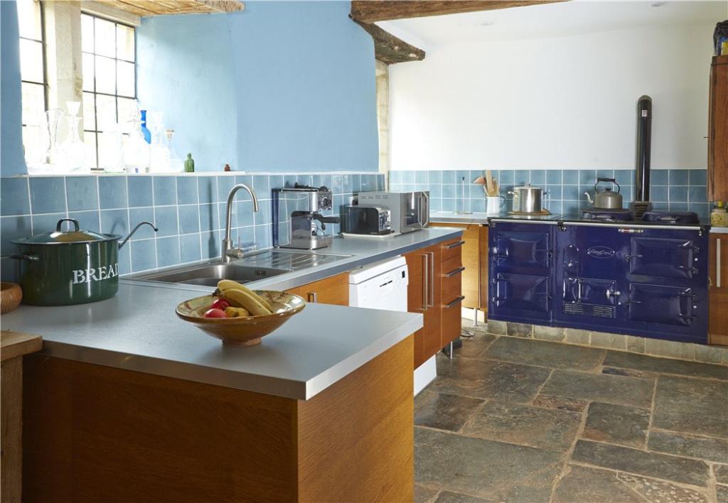 5 bedroom detached house for sale in heythrop chipping for Kitchens chipping norton