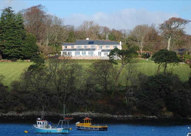 Bedroom detached house for sale in flushing falmouth cornwall - 6 Bedroom House For Sale In Trevissome Flushing Falmouth