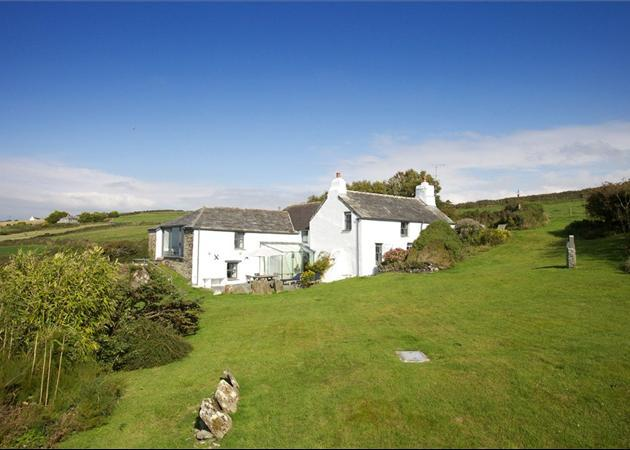4 Bedroom House For Sale In Nr Treligga Port Isaac