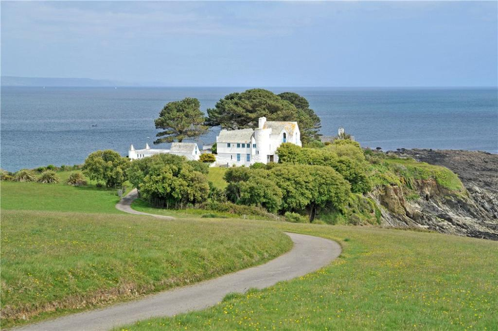 5 Bedroom Detached House For Sale In Portmellon