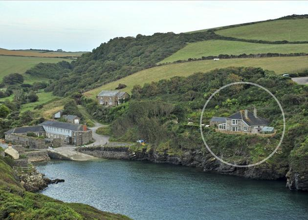 3 Bedroom Detached House For Sale In Port Quin Port Isaac