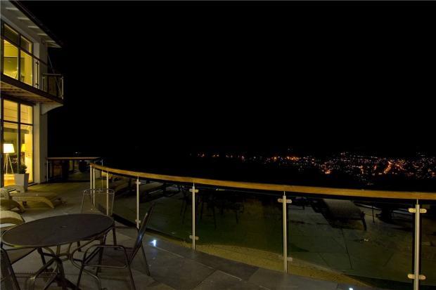 Teignmouth At Night