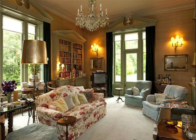 Marcus Sitting Room