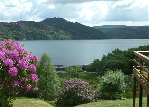 View Of Loch Sunart