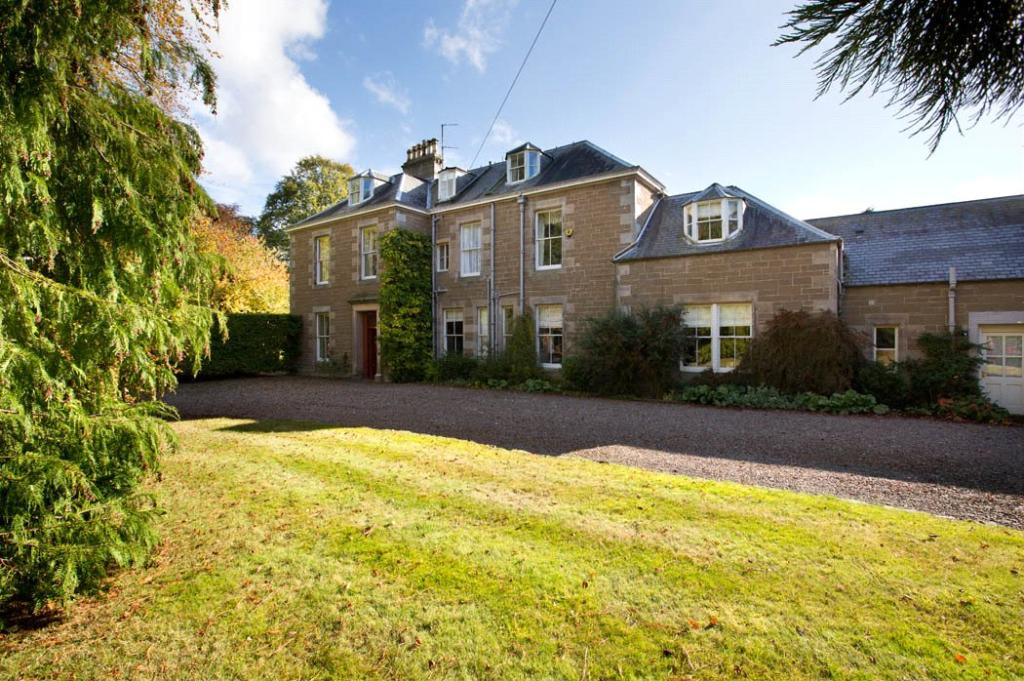 10 bedroom detached house for sale in melrose roxburghshire td6 td6
