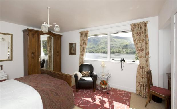 Bedroom Loch View
