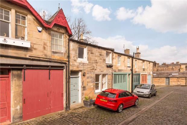 3 bedroom house for sale in royal terrace mews edinburgh for 3 regent terrace edinburgh eh7 5bw