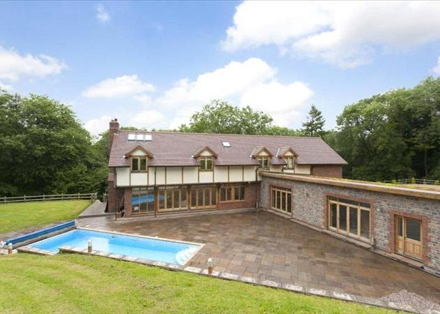 5 Bedroom House For Sale In Cadbury Camp Lane Clapton In Gordano Bristol Somerset Bs20 Bs20