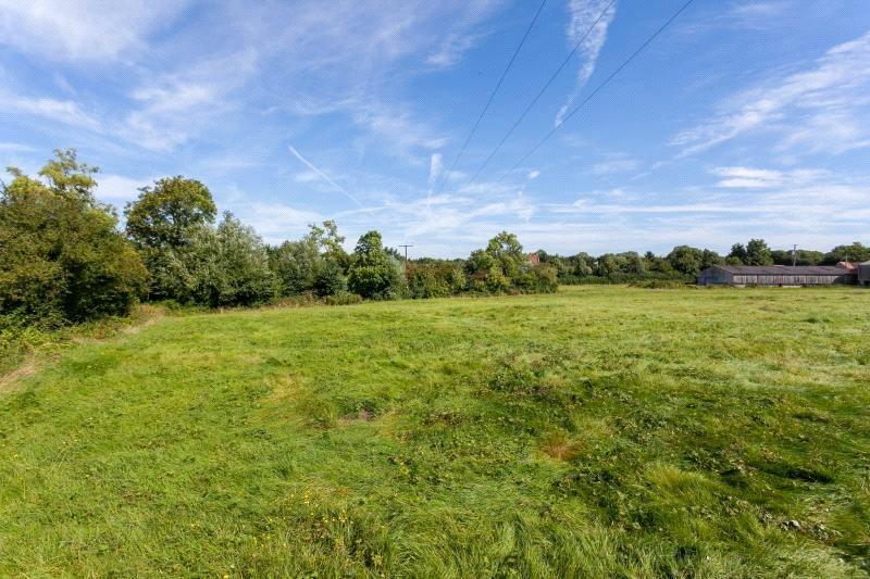 Land and Barn
