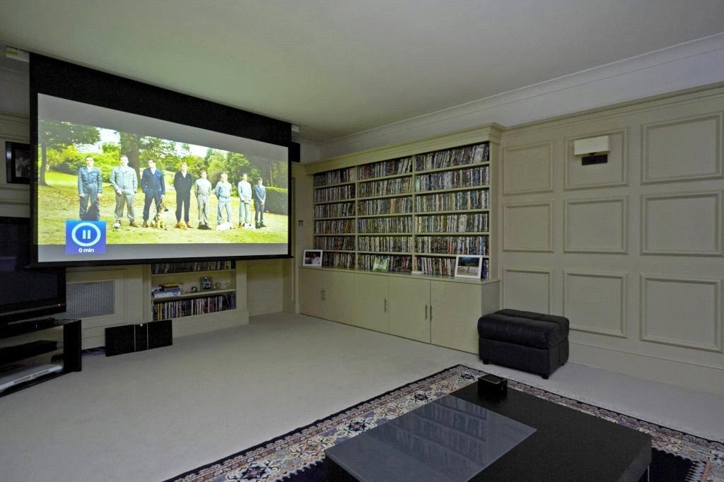 Ascot: Media Room