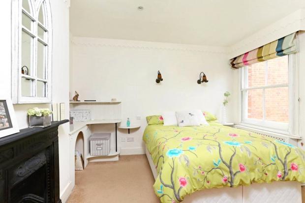 Sunninghill: Bedroom