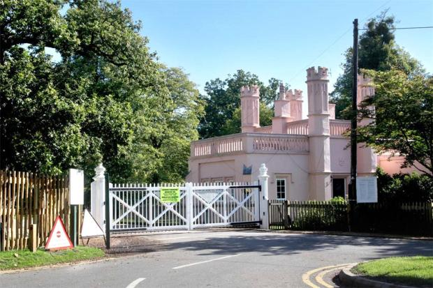 Ascot: Gate