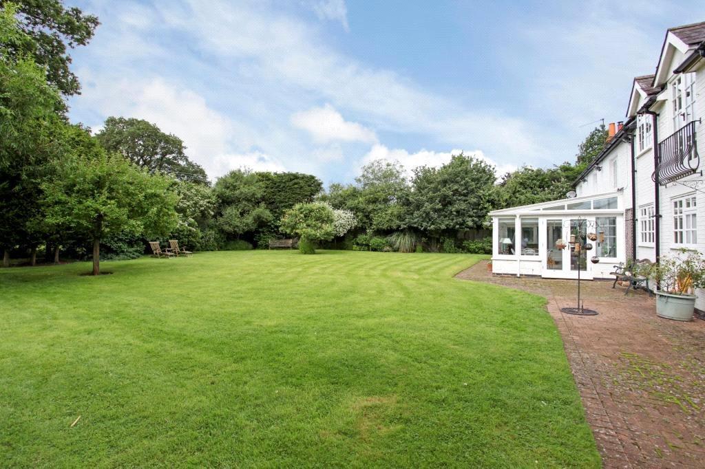 Binfield: Garden