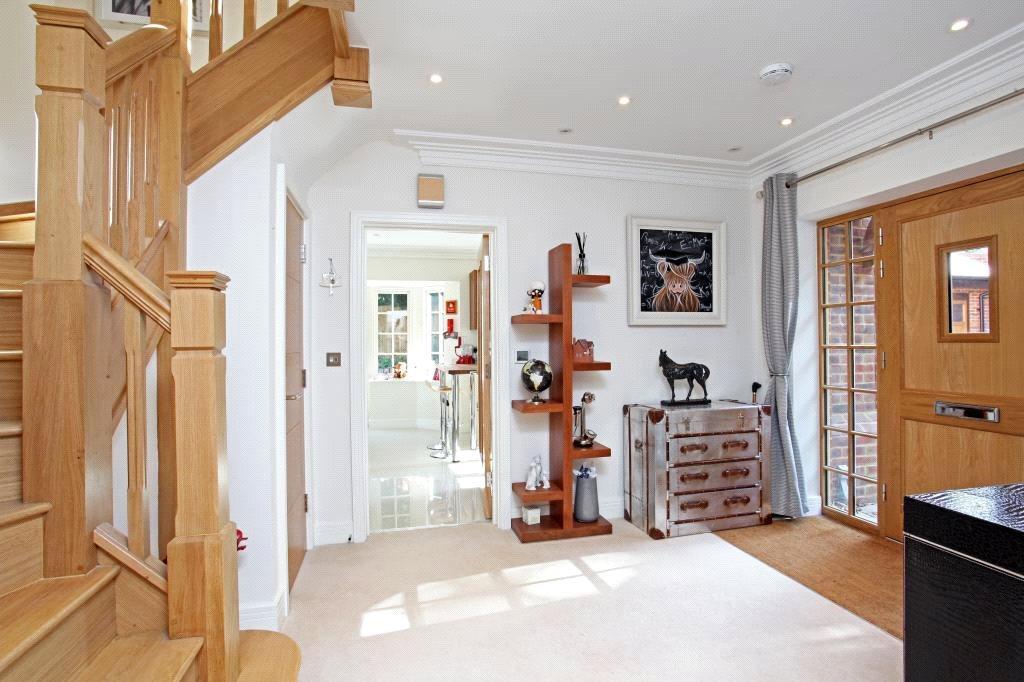 Ascot: Staircase