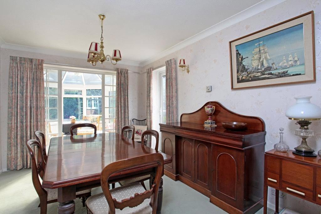 Ascot: Dining Room
