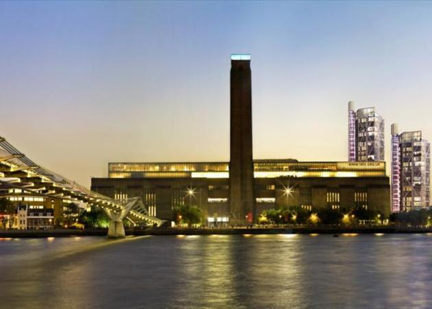 View Of Tate Modern