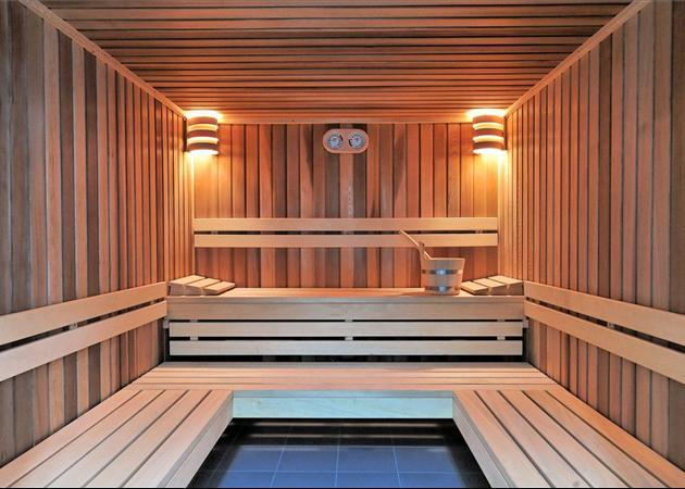 Residents Sauna
