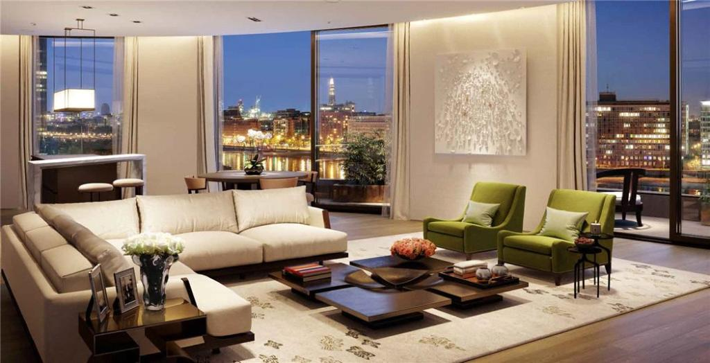 3 Bedroom Flat For Sale In Riverwalk Westminster London Sw1p Sw1p