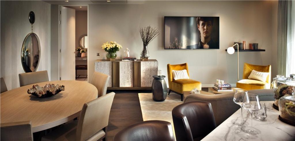 Crestron,Lounge