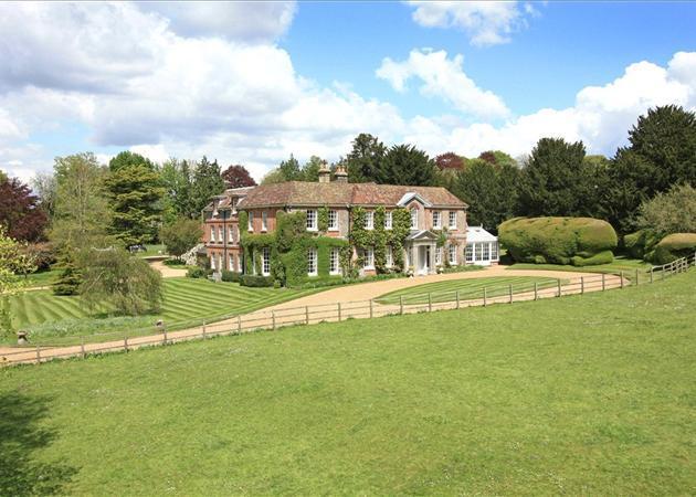 Property For Sale In Cheriton Hampshire