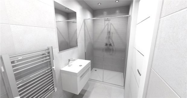 En Suite Showe Room