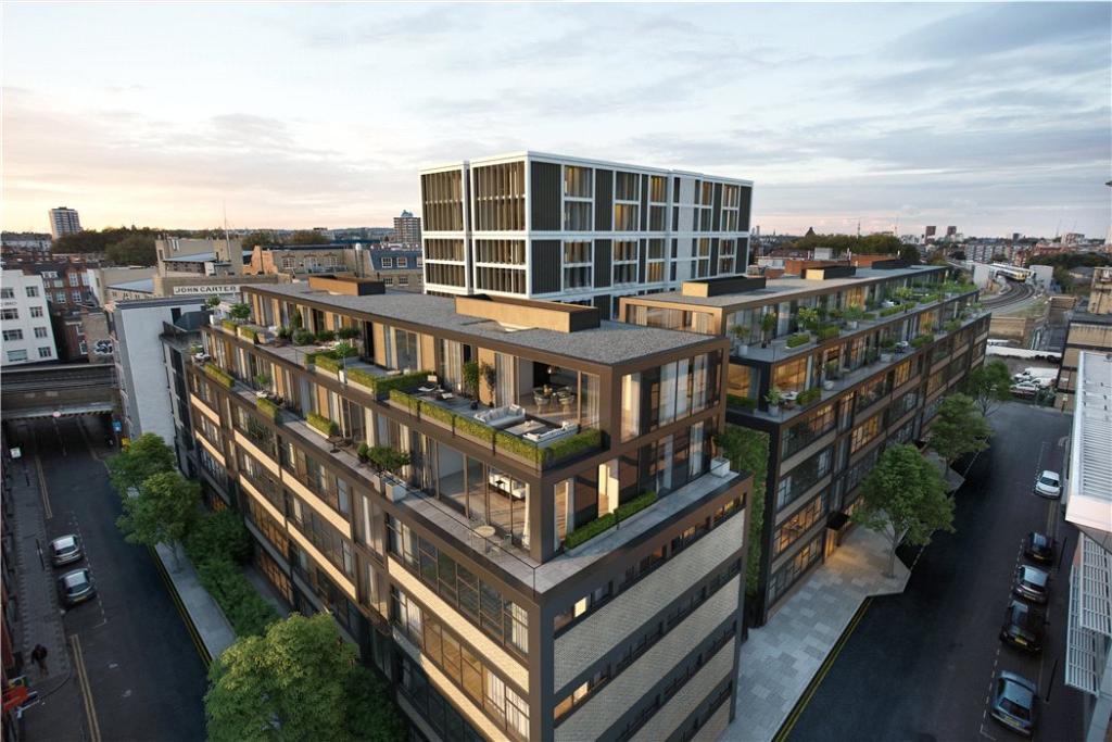 Shoreditch New Build