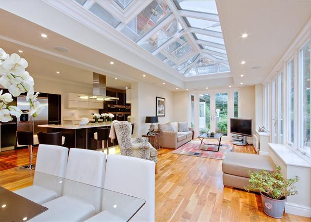 5 bedroom house for sale in crown heights guildford for Orangery kitchen