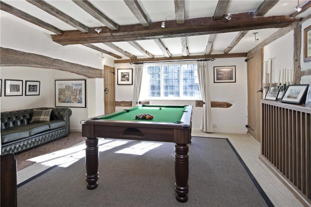 Games/Dining Room