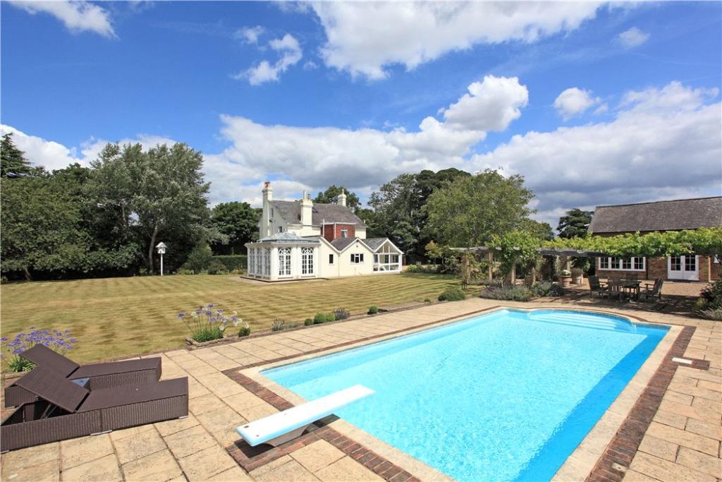 6 Bedroom Detached House For Sale In Maidstone Road Pembury Tunbridge Wells Kent Tn2 Tn2