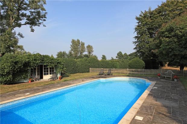 8 Bedroom Detached House For Sale In Gedges Hill Matfield Tonbridge Kent Tn12 Tn12