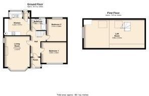 Floorplan 25 Arfryn.