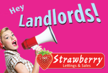 Strawberry Lettings & Sales, Loughborough