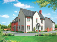 4 bedroom new house for sale in Lawley Village, Telford...
