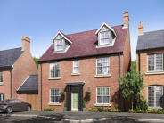 5 bed new property for sale in Lawley Village, Telford...