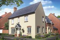 4 bed new house for sale in Lawley Village, Telford...