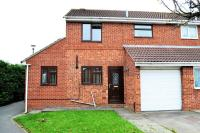 3 bedroom semi detached property in Meteor Way, Brockworth...