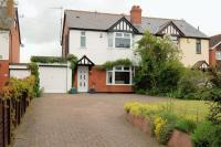 3 bedroom semi detached home for sale in Hucclecote Road...
