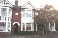 Terraced home to rent in Dudley Street, Bedford...