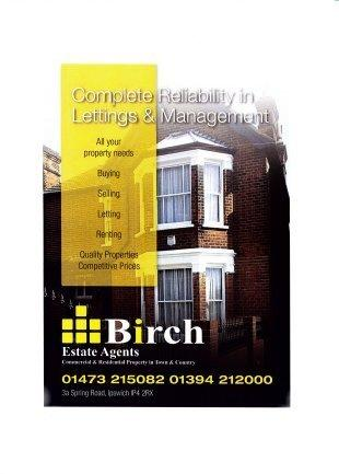 Birch Estate Agents, Ipswichbranch details