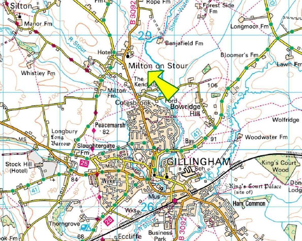 Property For Sale In Gillingham Dorset