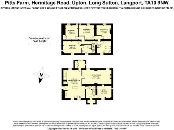 Floorplan Farmhouse
