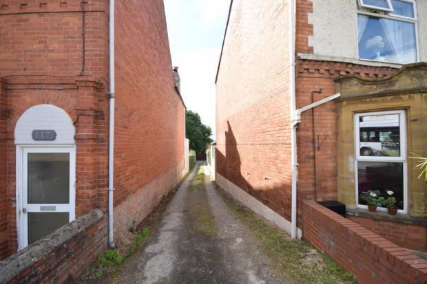 Preston Rd Entrance
